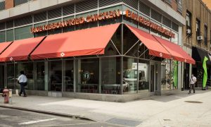 Blue Ribbon Fried Chicken Opens in NYC
