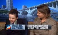 Bobby Tufts, 4-Year-Old Minnesota Mayor, Gives Fidgety Interview (+Video)
