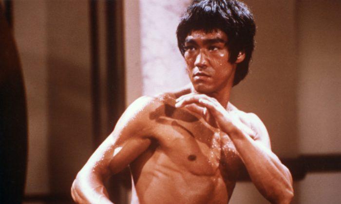 """Bruce Lee in """"Enter the Dragon."""" (Courtesy of BAMcinématek/Photofest)"""