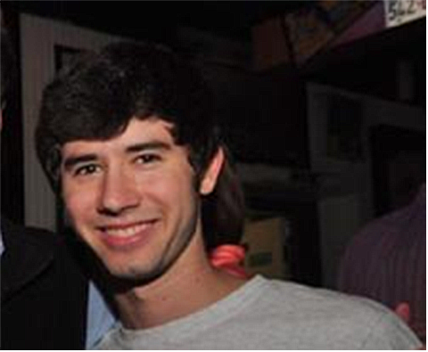 Chris Broussard, a missing LSU student who was found dead on August 28, 2013. (LSU)