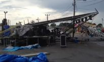 North Carolina: Stage Collapse Forces Cancellation of MercyMe, Aaron Shust, The Afters Concerts (+Photo)