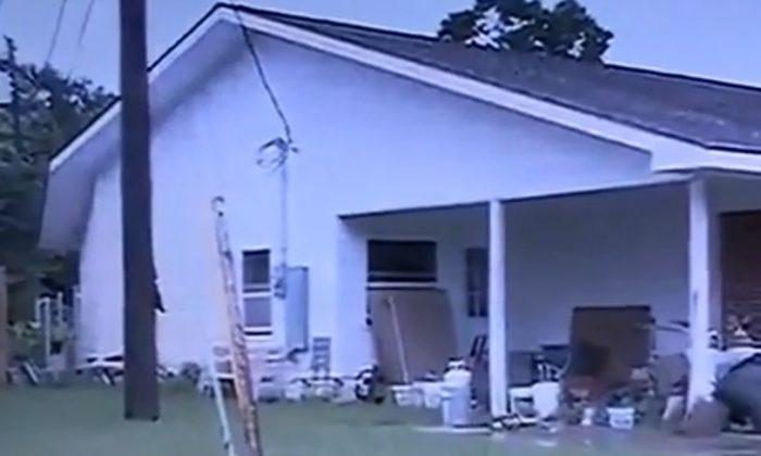A screenshot of YouTube shows Juan Toledo's home.