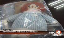 Raggedy Ann Doll Threat: Bella Mastracci, 11, Gets Death Note
