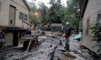 Manitou Springs Flooding: Colorado Town Hit by Heavy Rain (Photos + Videos)
