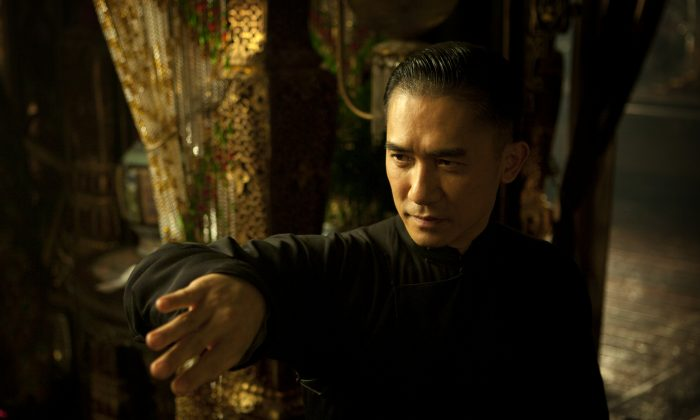 """Ip Man (Tony Leung Chiu Wai) is the legendary Kung fu master in the dramatic action film """"The Grandmaster."""" (Courtesy of The Weinstein Company Inc.)"""