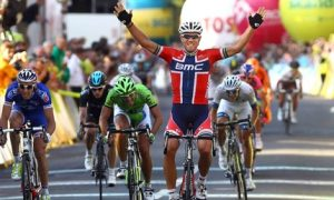 Three in a Row for BMC as Hushovd Wins Tour de Pologne Stage Five