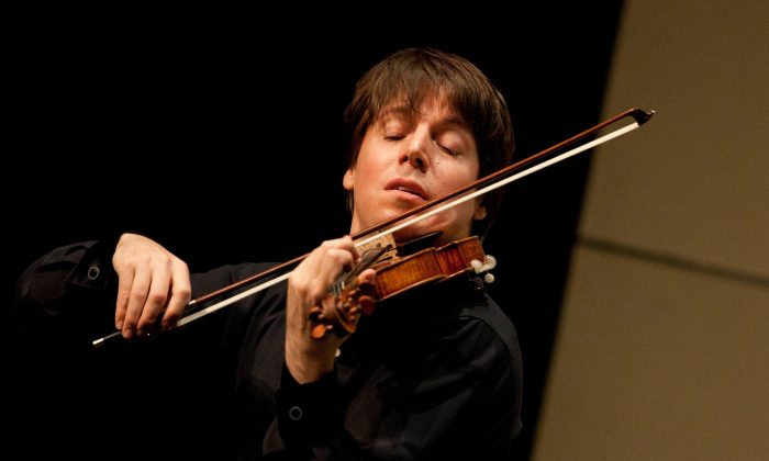 Joshua Bell's Dynamic Performance of the Tchaikovsky Violin Concerto
