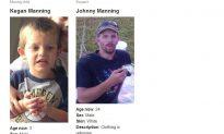 Amber Alert: Oklahoma Boy Kegan Manning Taken by Dad Johnny Manning