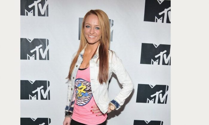 Maci Bookout attends MTV 'Restore The Shore' Jersey Shore Benefit at on November 15, 2012 in New York City. (Photo by Theo Wargo/Getty Images)
