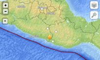 Mexico Earthquake: 5.4 Quake Hits Near Ometepec