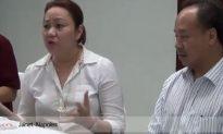 Janet Napoles Surrenders to President Aquino: Philippines