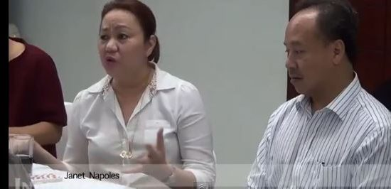 Janet Lim Napoles Should Have to Pay For Her Stay in Jail, Senator Says