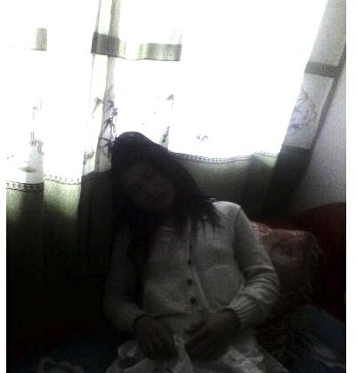 Gong Qifeng, a woman in Hunan Province, was seven months pregnant when she was forced into labor and her just-born baby put to death in front of her. (Weibo.com)