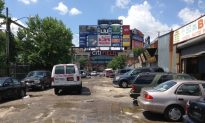 Citi Field Repair Shops Served Eviction Notices