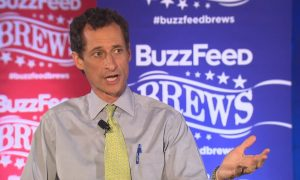 Anthony Weiner on BuzzFeed Fields Questions on Wavering Campaign (+Live Stream)