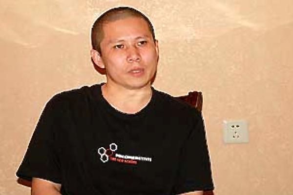 Xu-Zhiyong: lawyer Xu Zhiyong (Epoch Times)