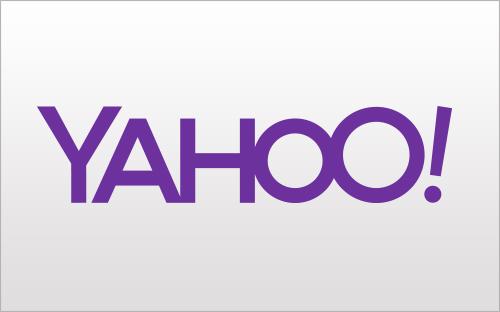 Yahoo's New Logo. (Yahoo)