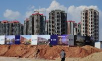 China's Economy Is Threatened by Its Property Market