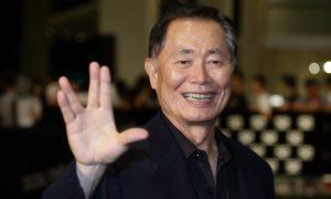 Star Trek's Sulu Endorses Christine Quinn for Mayor