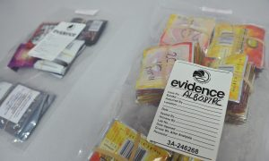 Chinese Synthetic Drugs Supplied to International Drug Trafficking Ring