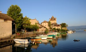 France's Medieval Village of Yvoire