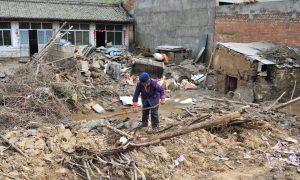 Deadly Flooding Strikes Northwest China's Quake-Hit Province