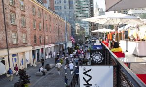 Changes to Historic South Street Seaport Unsettle Stakeholders