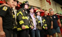 Firehouse That Lost 15 on 9/11 Hosts Mets