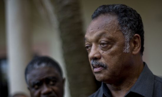 Rev. Jesse Jackson Hospitalized With COVID-19 After Being Fully Vaccinated