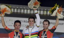 Tears of Sorrow, Tears of Joy at the UCI Men's World Road Championship
