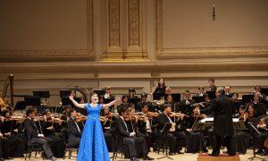 Shen Yun Symphony Orchestra Tours America