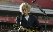 Bob Geldof's Trip to Space: 'The First Rock Astronaut Space Rat!'