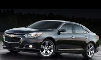 Chevy Malibu Updated for 2014