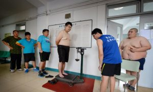 Obesity Outpacing Economic Growth in China