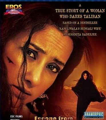 """Sushmita Banerjee is played by Bollywood actress Manisha Koirala in the 2003 film """"Escape From the Taliban."""" Banerjee was killed on Wednesday, Sept. 4, 2013, by the Taliban in Afghanistan, say local police. (Screenshot/IMDb.com)"""