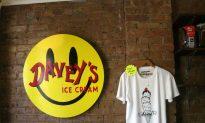 Davey's Ice Cream Opens Twice