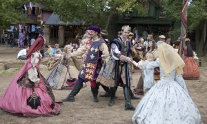 Top Reasons for Becoming a Renaissance Festival Performer (Photo Gallery)
