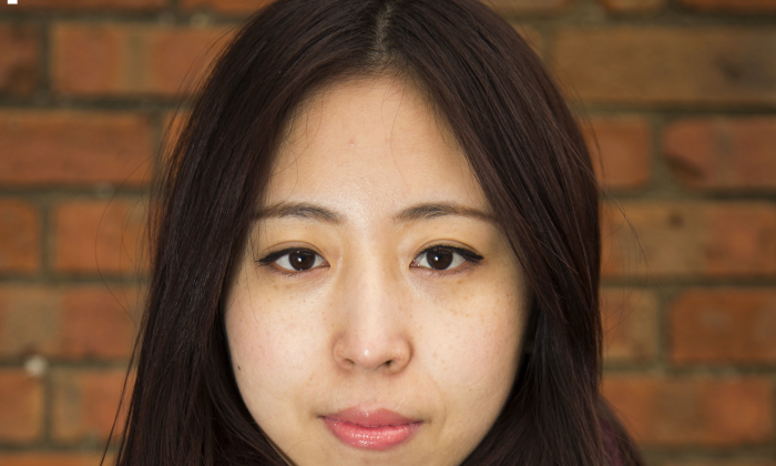 Amy Minghui Yu says she hasn't seen or heard from her parents for more than two years and fears for their safety. Amy's parents are currently imprisoned in labour camps in China. (Simon Gross/Epoch Times)