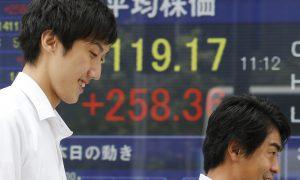 Japanese Economy Hits Overdrive