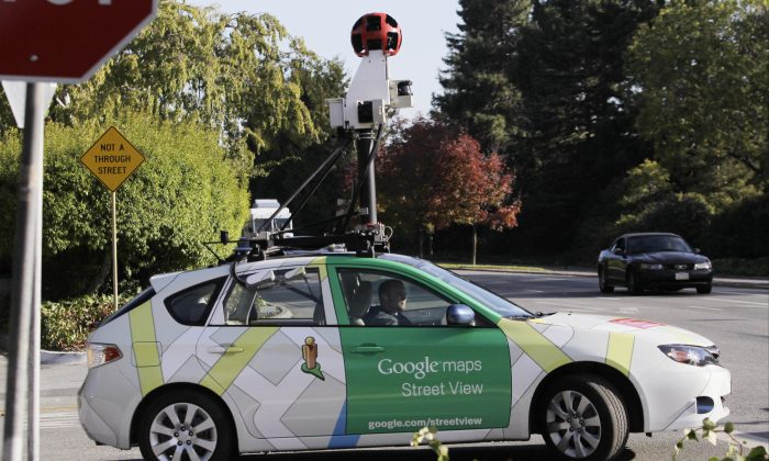 Google Maps Street View Car Killed a Dog in Chile, PETA