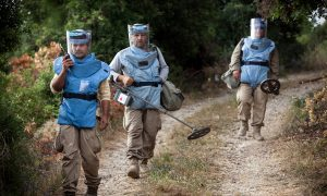 Landmines: Campaign Highlights Devastation, Calls for Action