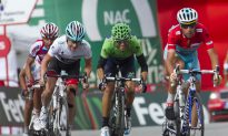Nibali Leads Horner by 28 Seconds as Vuelta a España Heads Into Final Stages