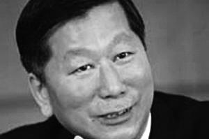 Shang Fulin, China's Banking Regulatory Commission Chairman.  (Shang Fulin (Network Graphics)