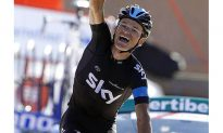 Kiryienka Gets Huge Solo Win, Horner Nearly Grabs Red in Vuelta a España Stage 18