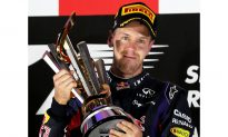 Vettel Wins Third in a Row at F1 Singapore Grand Prix