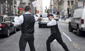 Reviving Bartitsu, the Way English Gentlemen Fought