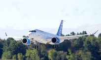 Bombardier's CSeries Aircraft Successfully Completes Maiden Flight