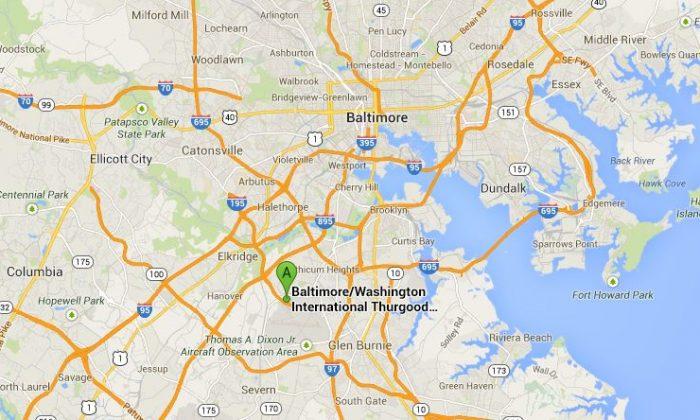 Baltimore Airport: Lightning Strike Injures 2, BWI Shut Down