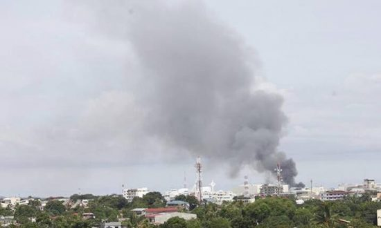 Sta. Barbara: Fire in Zamboanga City District Breaks Out, 5 Buildings Already Burnt Down