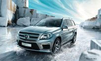 Mercedes GL450 Is High on S-Class Style